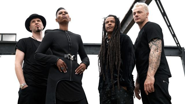 SKUNK ANANSIE w artykule WEEKEND Z GRUPĄ SKUNK ANANSIE W ESCEROCK [VIDEO]