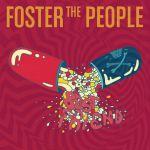 NOWOŚCI MUZYCZNE 2014: Foster The People - Best Friend. Mural promujący nowy singiel Foster The People [VIDEO]