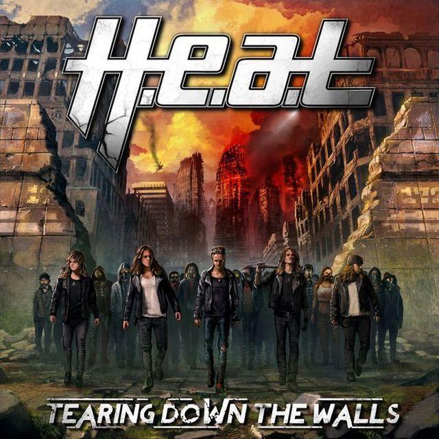 H w artykule H.E.A.T - TEARING DOWN THE WALLS - NOWA PŁYTA W ESCEROCK [VIDEO]