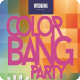 Color Bang - Fluo Party, CYKL IMPREZ, Costa Dorada, Łeba