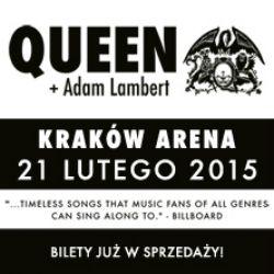 Queen & Adam Lambert, KONCERT KRAKÓW