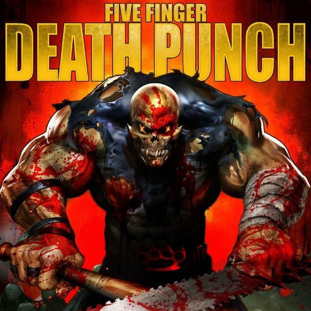 NOWA PŁYTA FIVE FINGER DEATHPUNCH CORAZ BLIŻEJ w artykule FIVE FINGER DEATH PUNCH - GOT YOUR SIX - TRACKLISTA, DATA PREMIERY, SZCZEGÓŁY NOWEJ PŁYTY 5FDP [VIDEO]