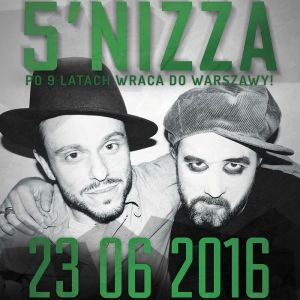 5'NIZZA - Koncert