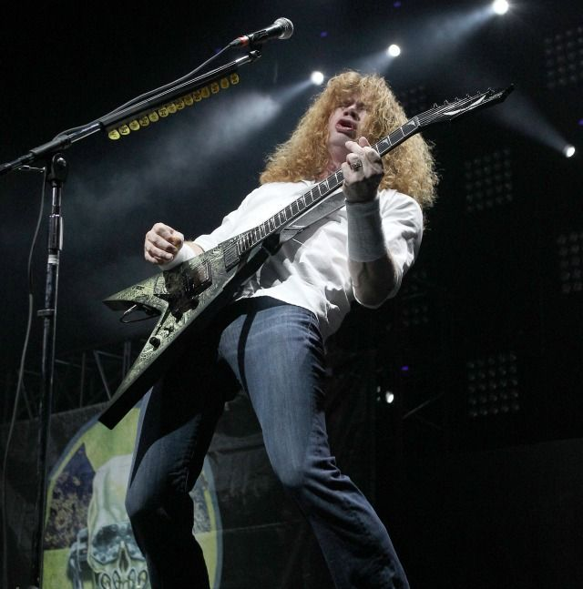 Megadeth koncert polska