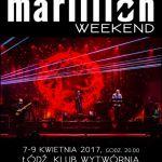 Marillion Weekend w Łodzi - BILETY. Ile kosztują? Gdzie kupić?