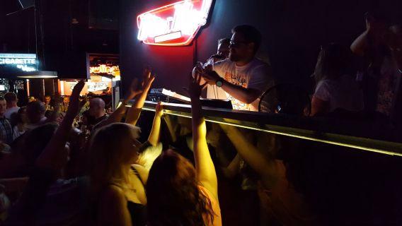 Gorąca impreza w Klubie Pin-Up!