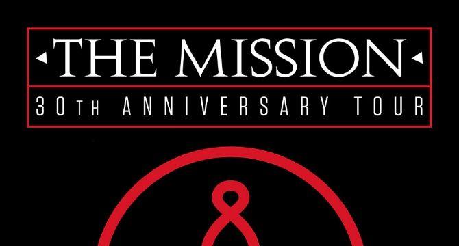 The Mission w Progresji - zaproszenia w Kultowej!