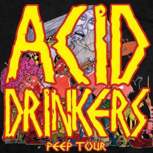ACID DRINKERS - koncert Warszawa