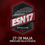 Esport now 2017, ESPORT WROCŁAW, Hala Stulecia, Wrocław