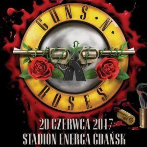 GUNS N' ROSES - koncert GDAŃSK
