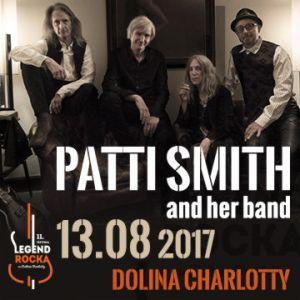 PATTI SMITH - koncert DOLINA CHARLOTTY