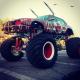American Monster Truck Motor Show 2017, POKAZ RADOM, Radom, Radom