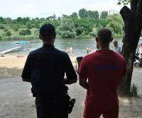 Kąpieliska pod lupą policjantów