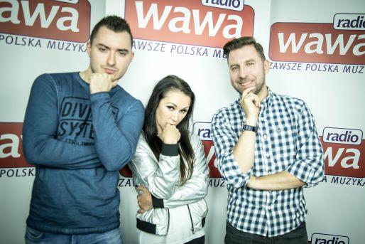 Ewa Basta będzie gościem Pawła Wiszniewskiego w Weekendzie z Gwiazdą