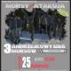 3 Andrzejkowy Bieg Morsów, SPOTKANIE SZCZYTNO, Szczytno, Szczytno