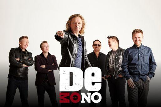 Zapraszamy na koncert z okazji 30 - lecia zespołu De Mono
