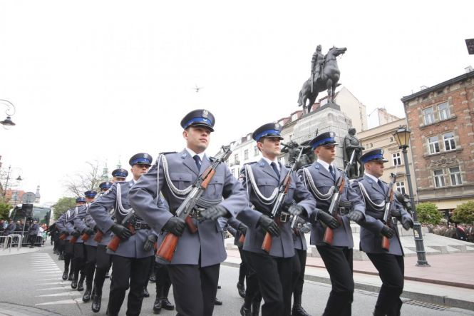 Parada policyjna