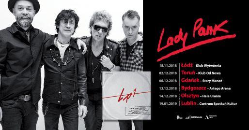 Nadchodząca trasa koncertowa Lady Pank