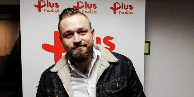 Krzysztof Iwach gościł w Radiu Plus Głogów