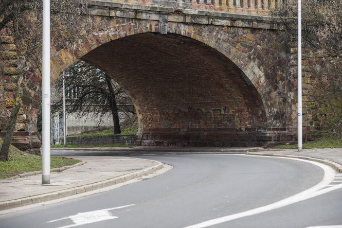 Łącznik Wisłostrady i Mostu Poniatowskiego pójdzie do remontu