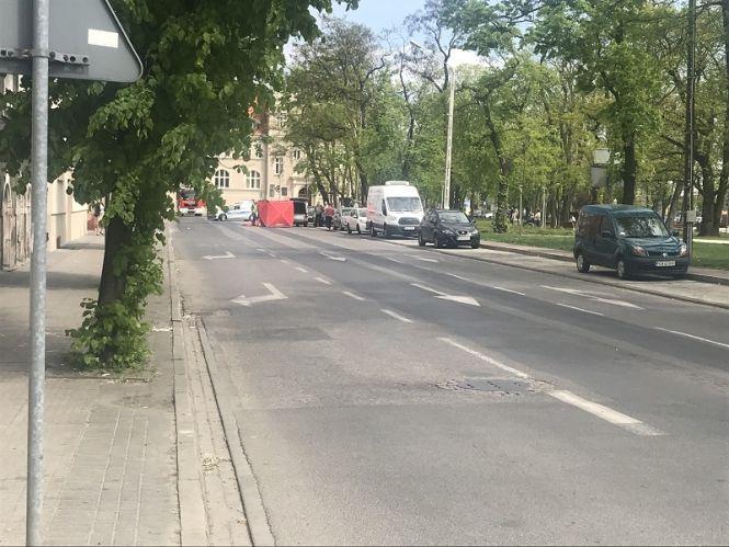 Ul. Kościuszki w Gnieźnie