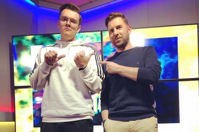 Wykonawca hitu Ona by tak chciała był gościem Pawła Wiszniewskiego w programie Weekend z Gwiazdą