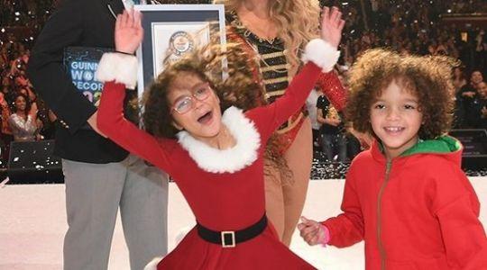 Mariah Carey z trzykrotnym rekordem Guinnessa. Świąteczny prezent zjawił się wcześniej niż Mikołaj!