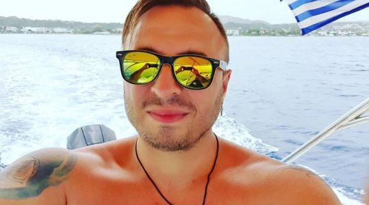 """Czadoman na greckich wakacjach: """"miałem tylko dwa dni zdjęciowe"""""""