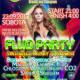 Fluo Party, IMPREZA NOWY SĄCZ, Quantum Club, Gródek nad Dunajcem