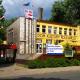 Dom Kultury Kolejarza, ul. Dworcowa 4, Leszno
