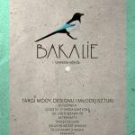 Bakalie 4 - targi mody, dizajnu i młodej sztuki!, Opera Bałtycka, Gdańsk
