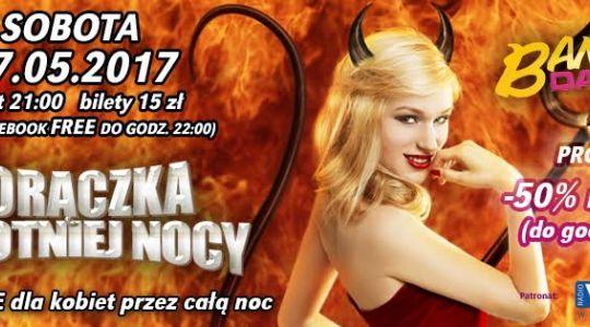 Gorączka Sobotniej Nocy w Banana Dance Club w Lublinie | 27.05