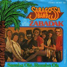 Zabadak - Saragossa Band