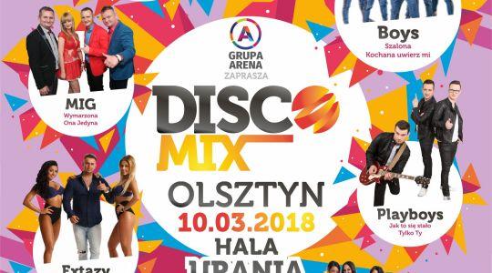 Disco Mix Olsztyn |10.03