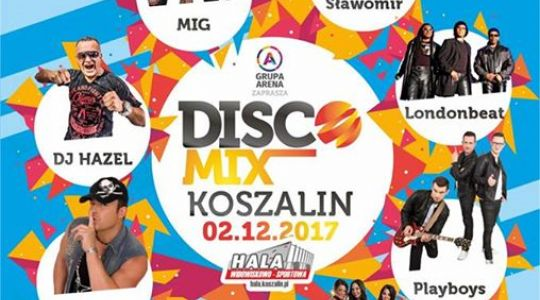 Disco MIX Koszalin 2.12.2017