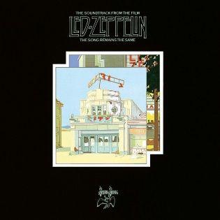 Misty Mountain Hop - Led Zeppelin