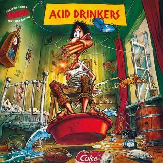 I Am The Mystic - Acid Drinkers