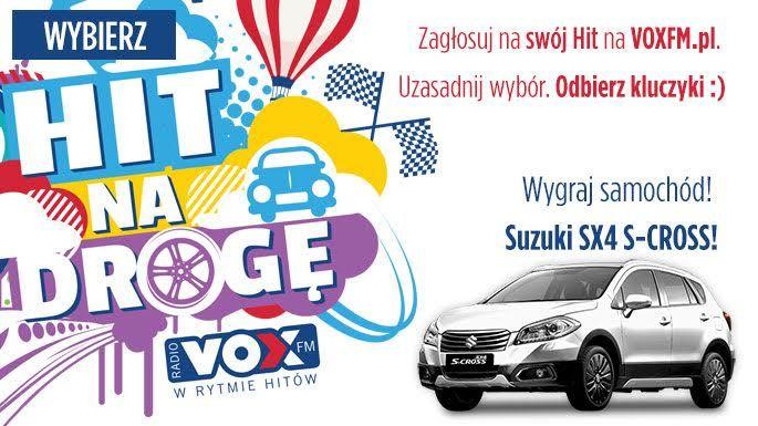 Głosuj i wygraj samochód!