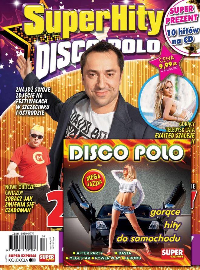 """Nowe """"SuperHity Disco Polo"""" już w sprzedaży!"""
