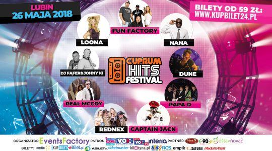 Cuprum Hits Festival 2018