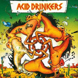 Pizza Driver - Acid Drinkers